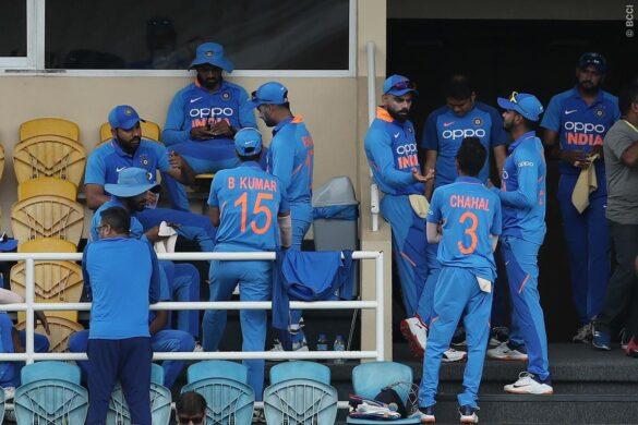 WIvIND, तीसरा वनडे: बारिश की वजह से मैच हुआ रद्द तो भारतीय टीम को होगा यह बड़ा नुकसान 28