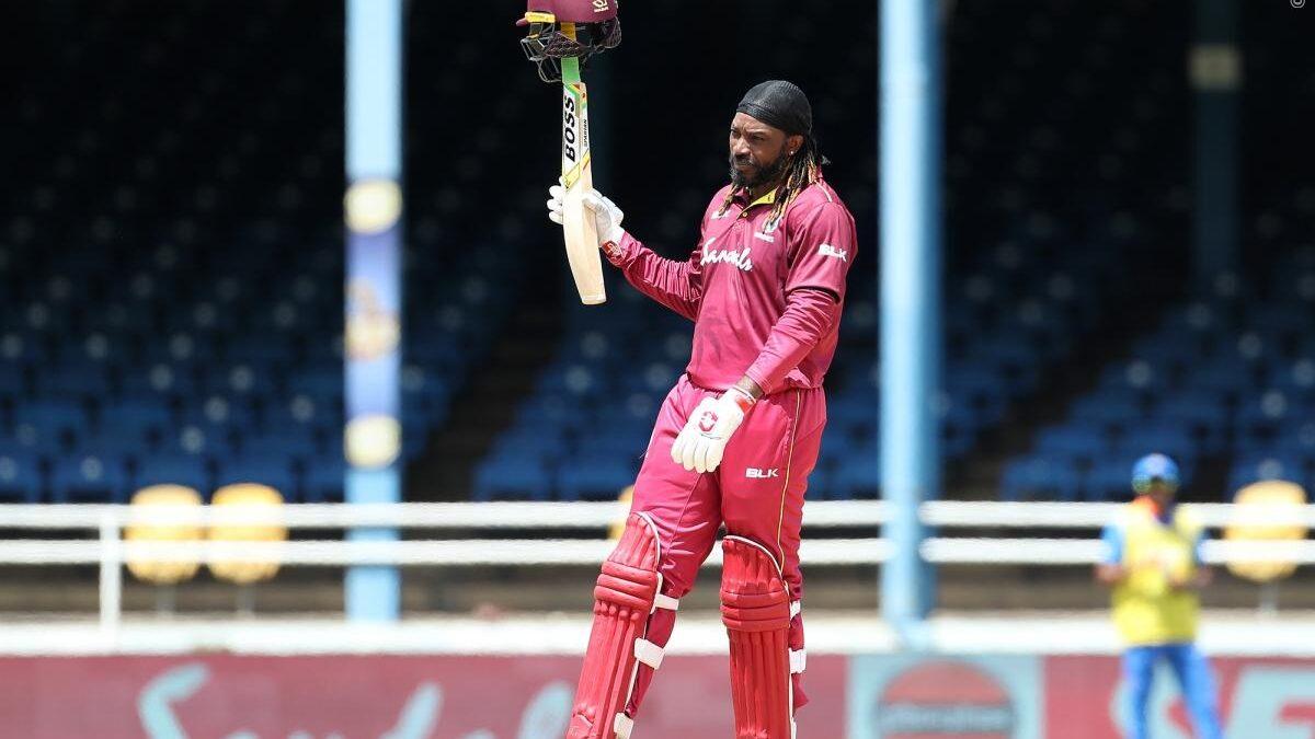 क्रिस गेल ने संन्यास से फिर मारा यू-टर्न, अब इस समय क्रिकेट को कहेंगे अलविदा