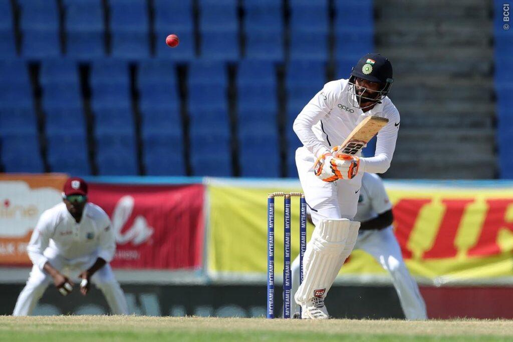 WIvIND, एंटिगा टेस्ट, दूसरा दिन: भारतीय गेंदबाजों ने विंडीज के टॉप ऑर्डर को भेजा पवेलियन, देखें स्कोरकार्ड 1