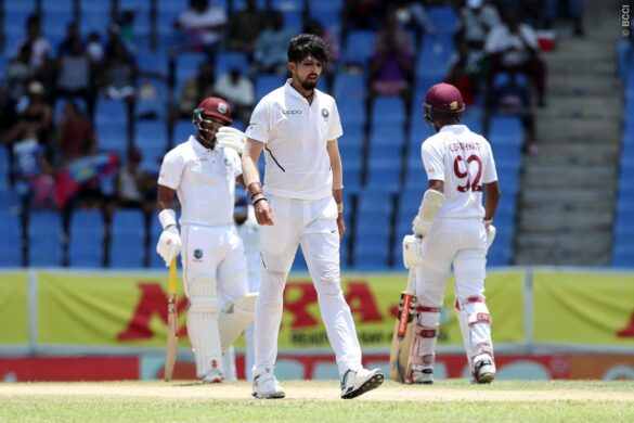 INDvsWI : दूसरे दिन के खेल के बाद जडेजा-इशांत ने लुटी वाहवाही, इस भारतीय खिलाड़ी का उड़ा मजाक 18