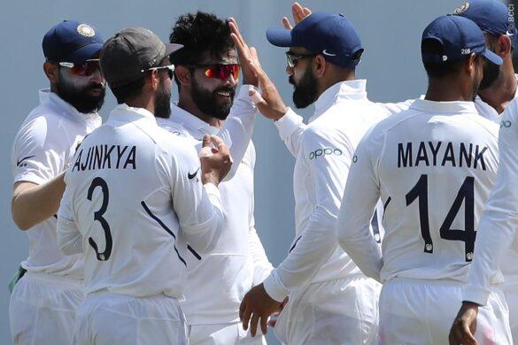 INDvsWI : STATS : मैच के दूसरे दिन बने 8 रिकॉर्ड्स, इशांत और जडेजा ने बना डाले कई विश्व रिकॉर्ड 20