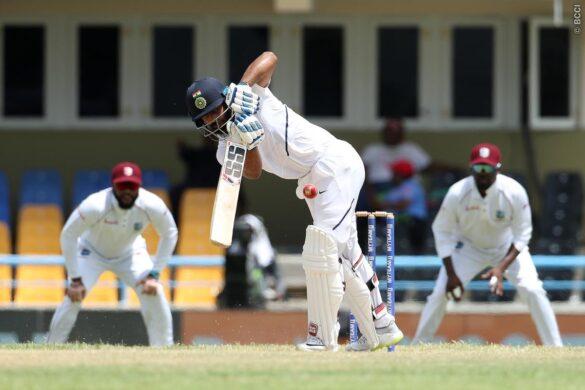 हनुमा विहारी की बल्लेबाजी से प्रभावित होकर वीवीएस लक्ष्मण ने कह दी यह बड़ी बात 30
