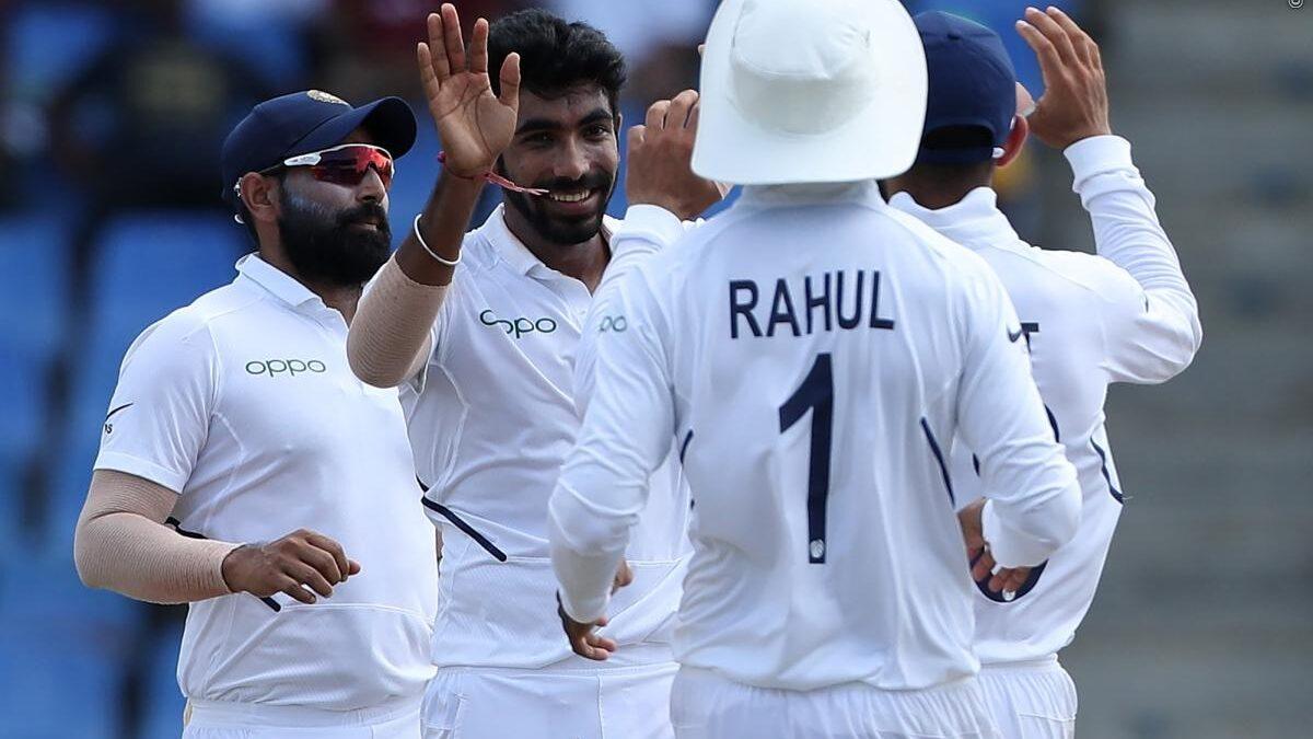 आईसीसी टेस्ट चैम्पियनशिप का पहला मैच जीतने के बाद टीम रैंकिंग के टॉप पर पहुंचा भारत, चौथे स्थान पर इंग्लैंड