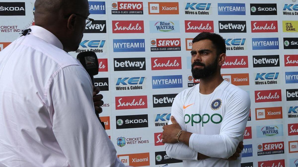 WIvIND, एंटिगा टेस्ट: भारत की 318 रनों की जीत के बाद विराट कोहली ने टीम चयन पर आलोचकों को दिया जवाब