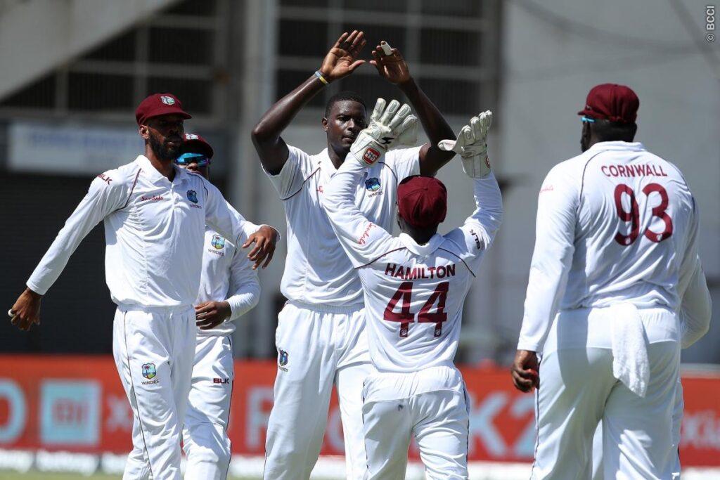 WIvIND, जमैका टेस्ट: विराट- रहाणे ने संभाली भारतीय पारी, पहले दिन चाय टीम का स्कोर 157/3 3
