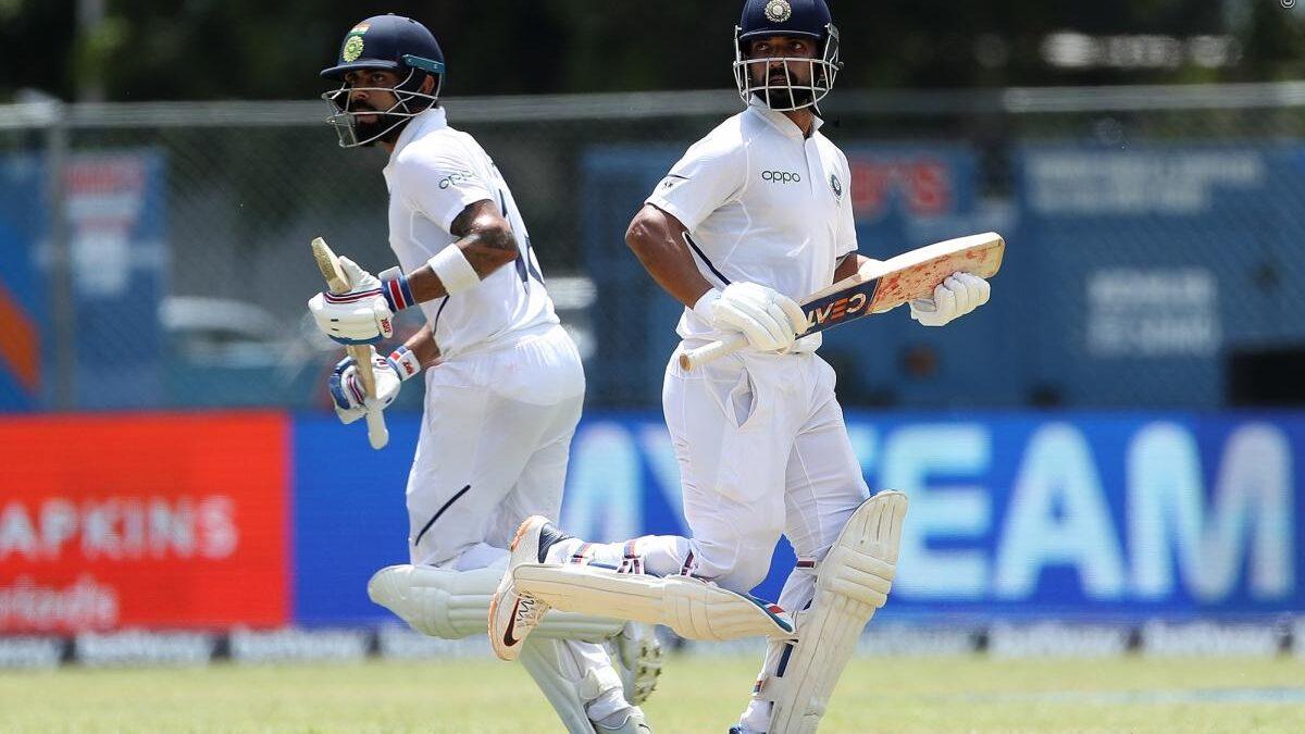 WIvIND, जमैका टेस्ट: विराट- रहाणे ने संभाली भारतीय पारी, पहले दिन चाय टीम का स्कोर 157/3