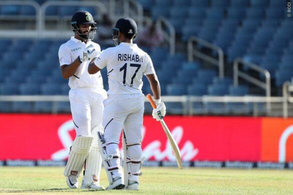 WIvIND, जमैका टेस्ट: पहले दिन खराब शुरुआत के बाद भारत की अच्छी वापसी, देखें स्कोरकार्ड 17