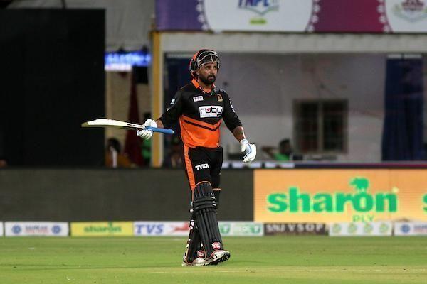 TNPL19- 99 रनों की पारी के बाद फिर मुरली विजय ने खेली 100 रनों की तूफानी पारी, पेश की टीम इंडिया की दावेदारी