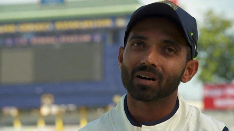पहले टेस्ट मैच से पहले अजिंक्य रहाणे ने इस खिलाड़ी को बताया ड्रेसिंग रूम का सबसे शर्मिला खिलाड़ी