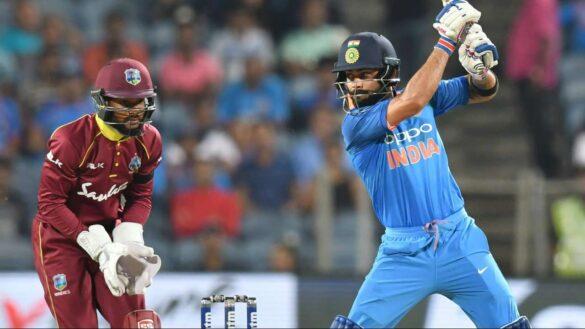 WIvsIND: 3 बड़े रिकॉर्ड्स जो विराट कोहली पहले वनडे में ही तोड़ सकते हैं 43