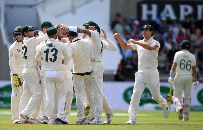ASHES 2019- स्टीवन स्मिथ की शानदार पारी के बदौलत ऑस्ट्रेलिया ने दूसरे टेस्ट में भी हासिल की बढ़त, बढ़ाया जीत की ओर कदम 1
