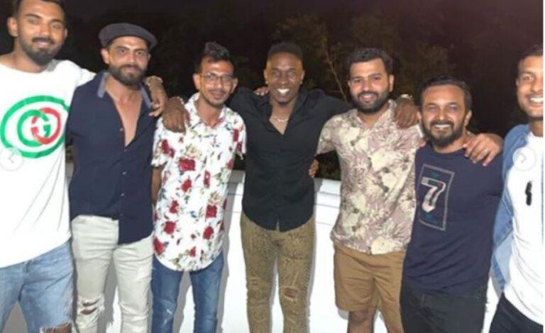 PHOTOS: ब्रायन लारा के घर पार्टी करने पहुंचे टीम इंडिया के खिलाड़ी, देखें तस्वीरें