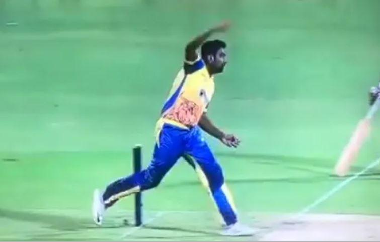 WATCH: अश्विन की फिरकी पर बाएं हाथ से बल्लेबाजी कर मैदान पर ही डांस करने लगे मुरली विजय 1
