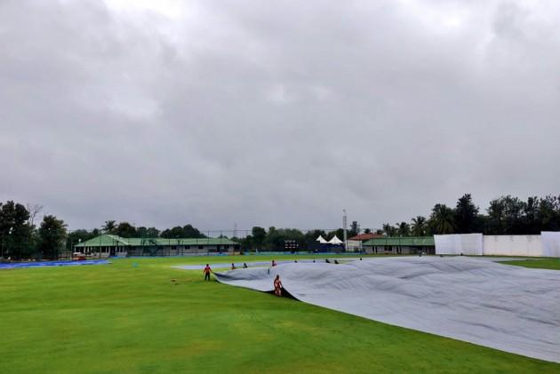 दिलीप ट्रॉफी 2019: बारिश की भेंट चढ़ा इंडिया ब्लू और इंडिया ग्रीन का मुकाबला, इन्होने दिखाया शानदार खेल 1