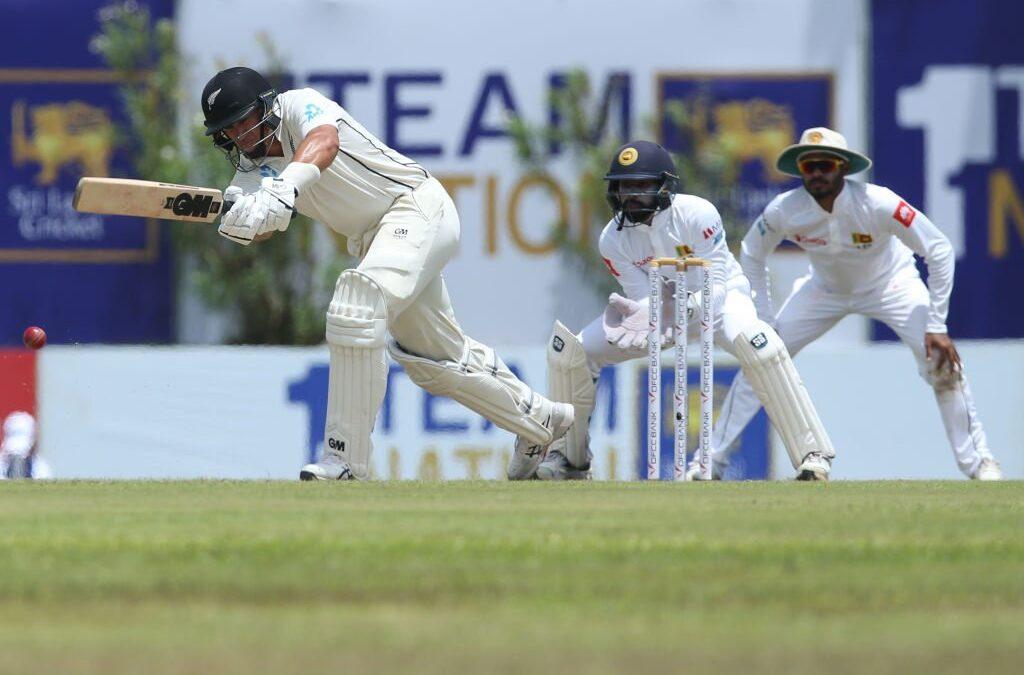 SLvNZ, पहला टेस्ट: पहले दिन मजबूर स्थिति में श्रीलंका, देखें स्कोरबोर्ड
