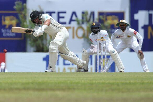 SLvNZ, पहला टेस्ट: पहले दिन मजबूर स्थिति में श्रीलंका, देखें स्कोरबोर्ड 26