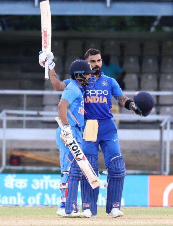 WI vs IND: 3rd ODI: STATS: भारत ने वेस्टइंडीज को हरा रचा इतिहास, विराट कोहली ने की रिकार्ड्स की बारिश 27