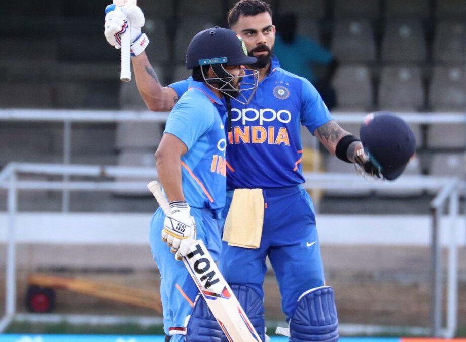 WI vs IND: 3rd ODI: STATS: भारत ने वेस्टइंडीज को हरा रचा इतिहास, विराट कोहली ने की रिकार्ड्स की बारिश