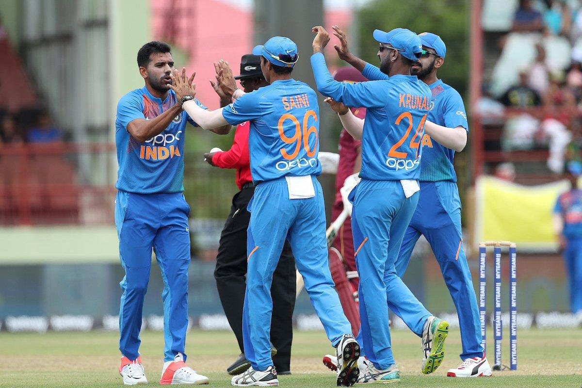 IND vs WI: 3rd T20I: स्टैट्स: मैच में बने कुल 10 बड़े रिकार्ड्स, भारतीय टीम के नाम दर्ज हुआ विशेष कीर्तिमान 3