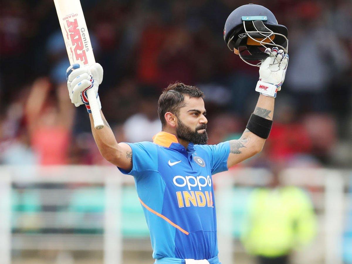 WI vs IND: 2 nd ODI: मैच में बने कुल 9 रिकॉर्ड, विराट कोहली ने लगाई रिकार्ड्स की झड़ी 2