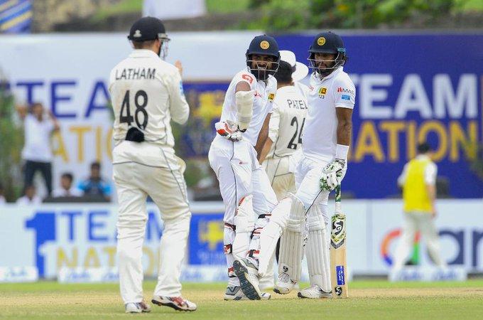SL vs NZ: चौथे दिन श्रीलंका का स्कोर 133/0, जीत से 135 रन दूर मेजबान