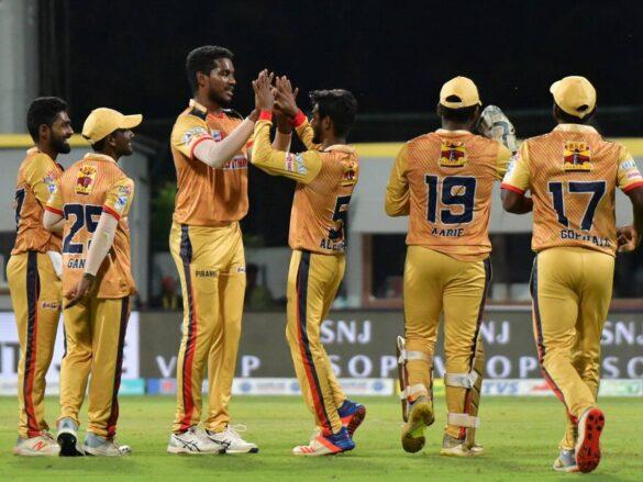 TNPL19- विजय शंकर की धारदार गेंदबाजी से चेपॉक सुपर गिलिज ने अश्विन की डिंगीगुल ड्रेगंस को फाइनल में 12 रन से मात देकर जीता खिताब 24