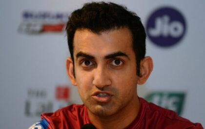 गौतम गंभीर ने डे-नाईट टेस्ट के लिए भारतीय टीम को दी ये ख़ास सलाह 5