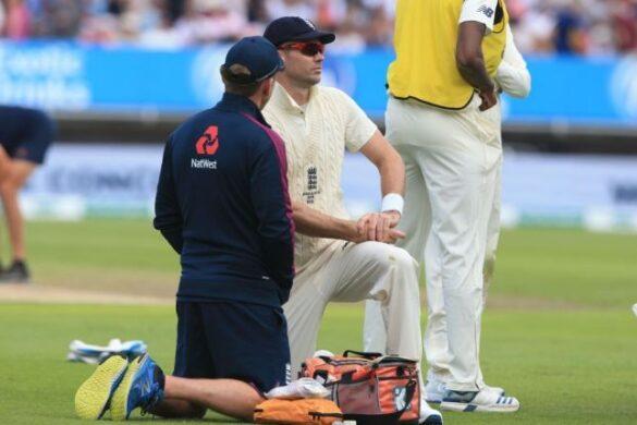एशेज सीरीज: दूसरे टेस्ट से बाहर हुए चोटिल जेम्स एंडरसन, इस खिलाड़ी को मिलेगा डेब्यू का मौका 22