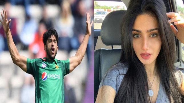 हसन अली की पत्नी ने इस दिग्गज भारतीय बल्लेबाज को बताया अपना पसंदीदा