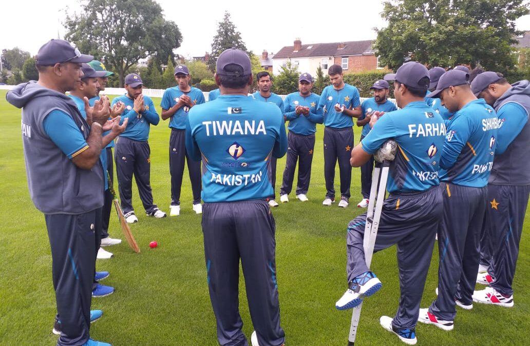 भारत ने इंग्लैंड को 36 रनों से हरा विश्व में बजाय इंडिया के नाम का डंका, जीता फिजिकली डिसेबिलिटी क्रिकेट कप सीरीज