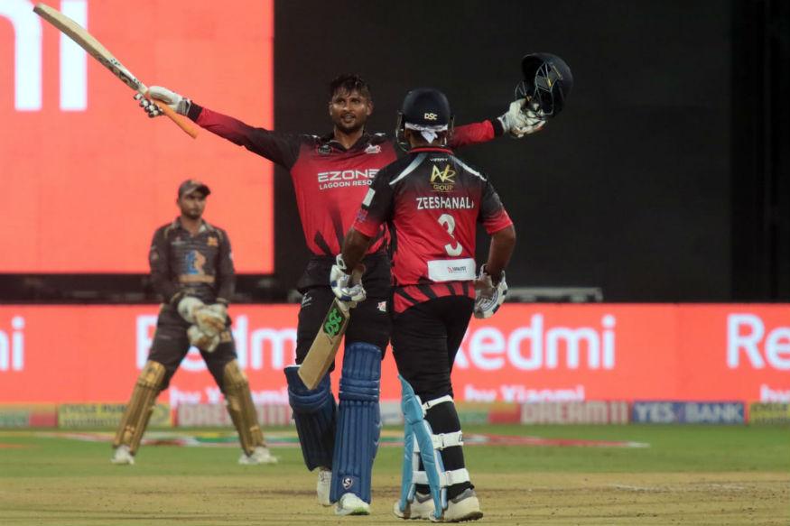 OMG-टी20 क्रिकेट में इस भारतीय खिलाड़ी का हैरतअंगेज प्रदर्शन, पहले 39 गेंदों में ठोका शतक, तो गेंदबाजी में झटके 8 विकेट