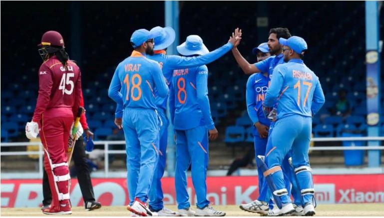 WI vs IND: 2 nd ODI: मैच में बने कुल 9 रिकॉर्ड, विराट कोहली ने लगाई रिकार्ड्स की झड़ी 3