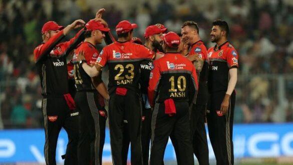3 खिलाड़ी जिन्हें रॉयल चैलेंजर्स बैंगलोर नीलामी से पहले कर सकती है रिलीज 5
