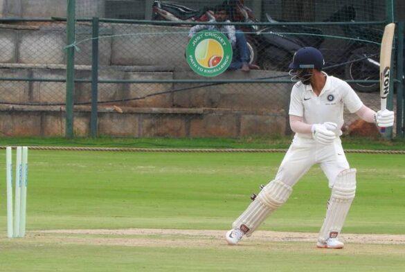 दिलीप ट्रॉफी: इंडिया ब्लू और इंडिया ग्रीन मैच का तीसरा दिन हुआ रद्द, इंद्रदेव बने वजह 22
