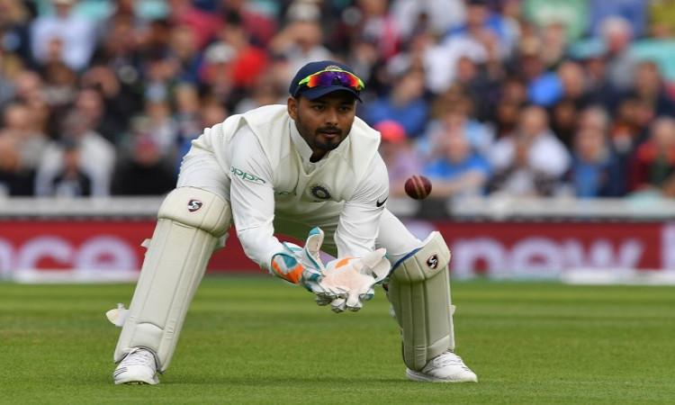 आज ऋषभ पंत ने अभ्यास मैच में कर दिया ये गलती तो हो सकती है टीम इंडिया से उनकी छुट्टी!