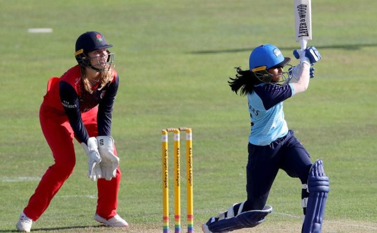 जेमिमा रोड्रिग्स ने किया सुपर लीग में खेली 112 रनों की पारी, लगी रिकार्ड्स की झड़ी