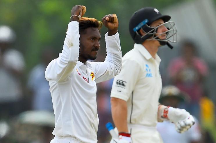 SLvNZ, पहला टेस्ट: न्यूजीलैंड को 6 विकेट से हराकर टेस्ट चैंपियनशिप टेबल में पहले स्थान पर श्रीलंका 3