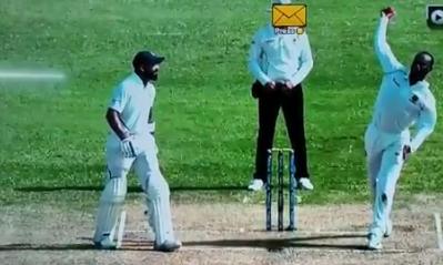 WATCH: मैच के दौरान विराट कोहली ने की इस वेस्टइंडीज गेंदबाज के गेंदबाजी एक्शन की शिकायत 2
