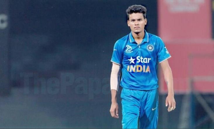 पहले ही मैच में राहुल चाहर ने नई गेंद से प्रभावित किया: विराट कोहली