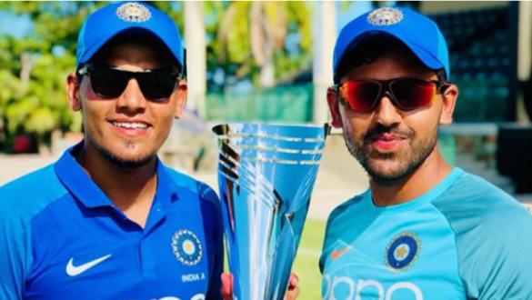 भारत के लिए अंतरराष्ट्रीय स्तर पर एक साथ खेलने वाली चार भाइयों की जोड़ी 20