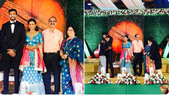 PHOTOS : इस भारतीय खिलाड़ी ने की शादी, तस्वीरें सोशल मीडिया में हो रही वायरल 1