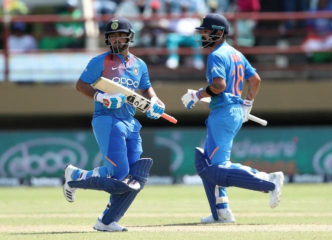 वेस्टइंडीज का उसी के घर में सूपड़ा साफ़ करने के बाद विराट कोहली ने कहा भारत का भविष्य बनेंगे ये 2 युवा खिलाड़ी 1