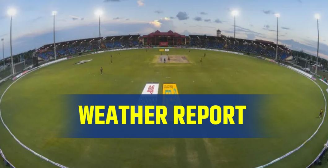 भारत-वेस्टइंडीज के बीच दूसरे टी20 मैच में बारिश डालेगी खलल, क्या हो पायेगा मैच?