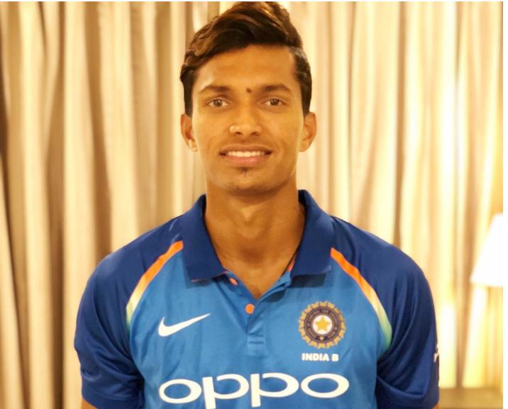 नवदीप सैनी को कैप मिलने के बाद भी इस कारण से नहीं हुआ विश्वास की टीम इंडिया में कर रहे हैं डेब्यू
