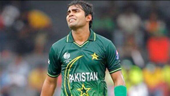 फिटनेस टेस्ट में फेल होने के बाद पाकिस्तानी खिलाड़ी ने उतार दिए गुस्से में कपड़े! 23