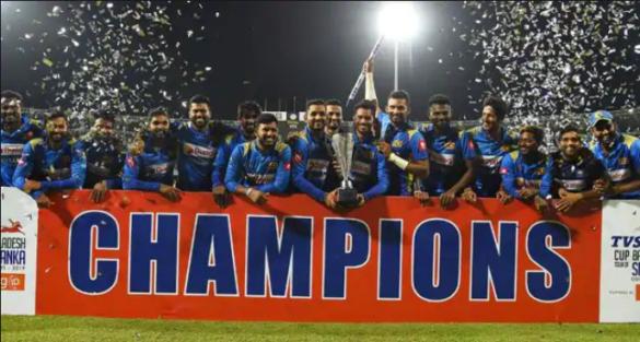SL vs BAN : श्रीलंका ने आखिरी वनडे में भी बांग्लादेश को दी मात, सीरीज में 3-0 से किया क्लीन स्वीप 38