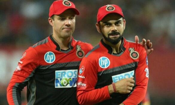 आरसीबी ने विराट कोहली और एबी डीविलियर्स को लेकर नासा से की ये बड़ी मांग 20