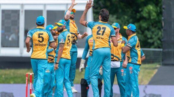 ग्लोबल टी20- विनिपेग्स हॉक्स ने ब्रेमटॉन वूल्व्स को दूसरे क्वालिफायर में हराकर किया फाइनल में प्रवेश 12
