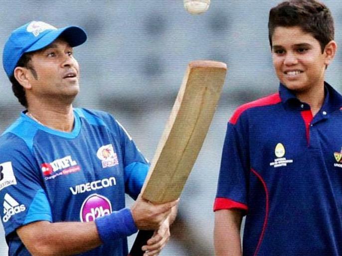 अर्जुन की तेज गेंदबाजी ने किया आकर्षित, सचिन और उनके बेट को टीम में चुनना संयोग: मिलिंद रेगे