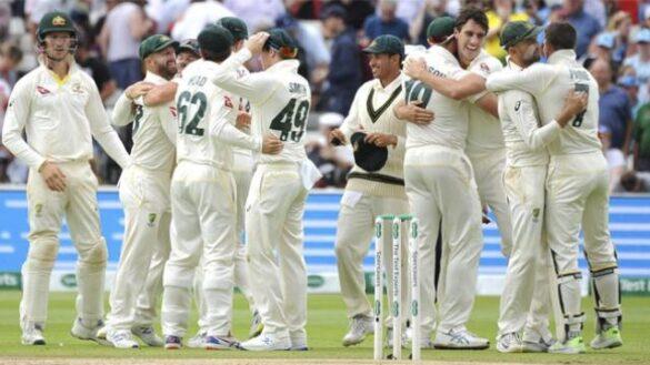 पाकिस्तान के खिलाफ पहले टेस्ट मैच के लिए ऑस्ट्रेलिया की टीम घोषित 14
